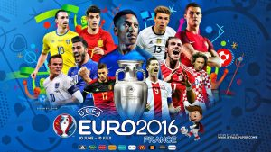 Who won euro cup 2016?